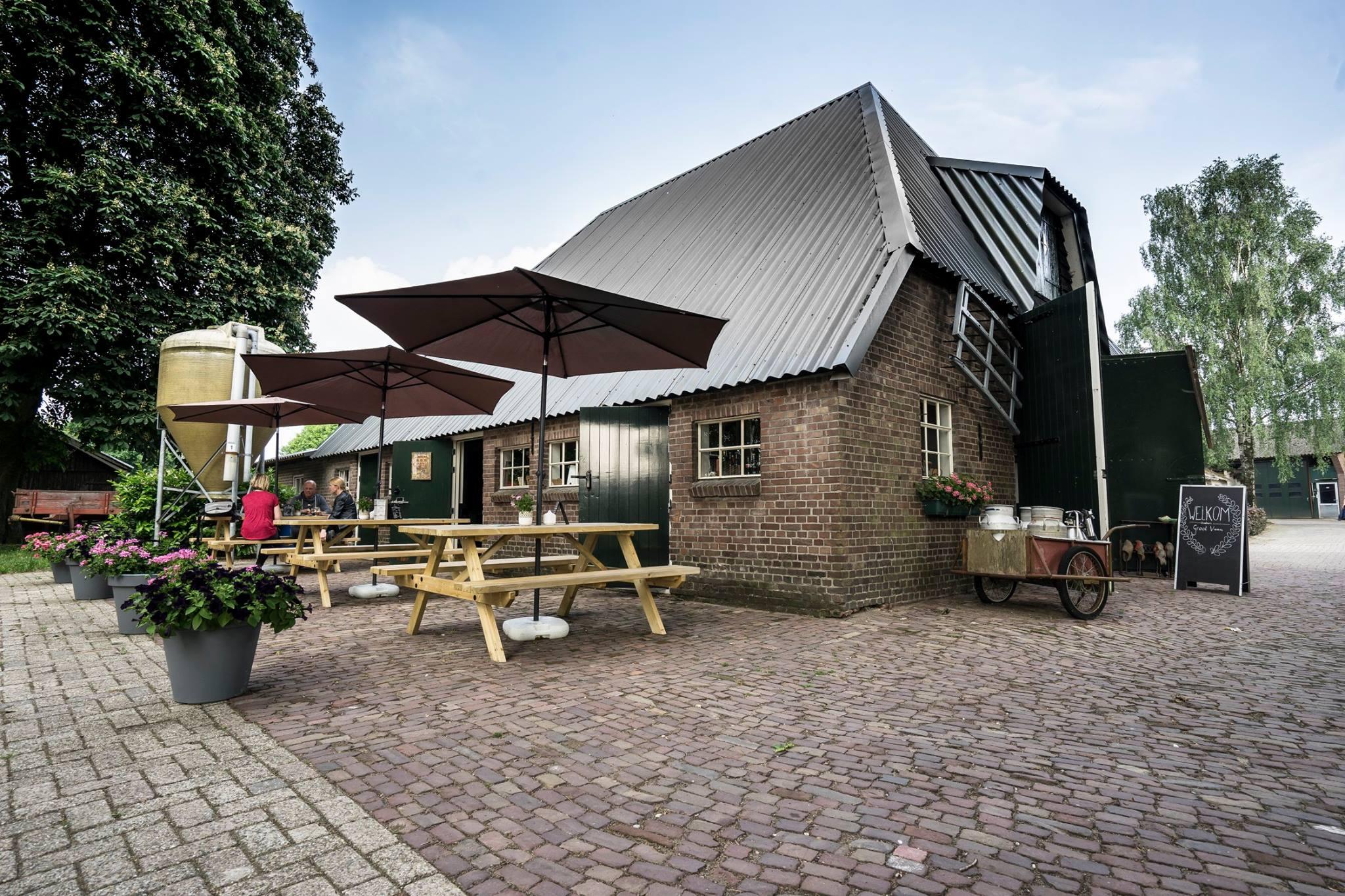 Terras Theehuis Grootveen