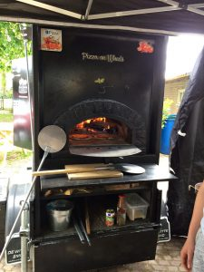 Workshop Pizza on wheels bij Theehuis Grootveen