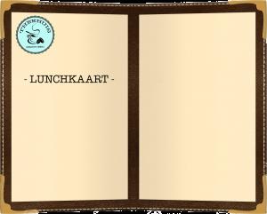 Lunchkaart Theehuis Grootveen