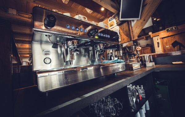 Hoogwaardige kwaliteit koffie