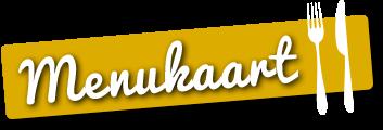 Banner menukaart Theehuis Grootveen