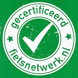 Gecertificeerd fietsnetwerk.nl